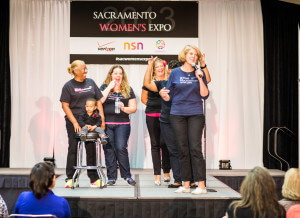 Comedy Show at Sacramento Women's Expo
